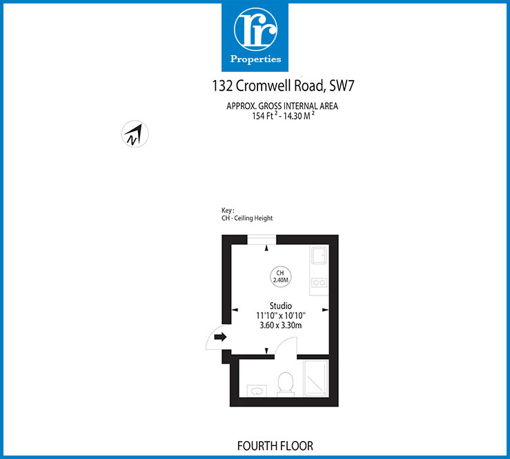 RR Properties floor Plan