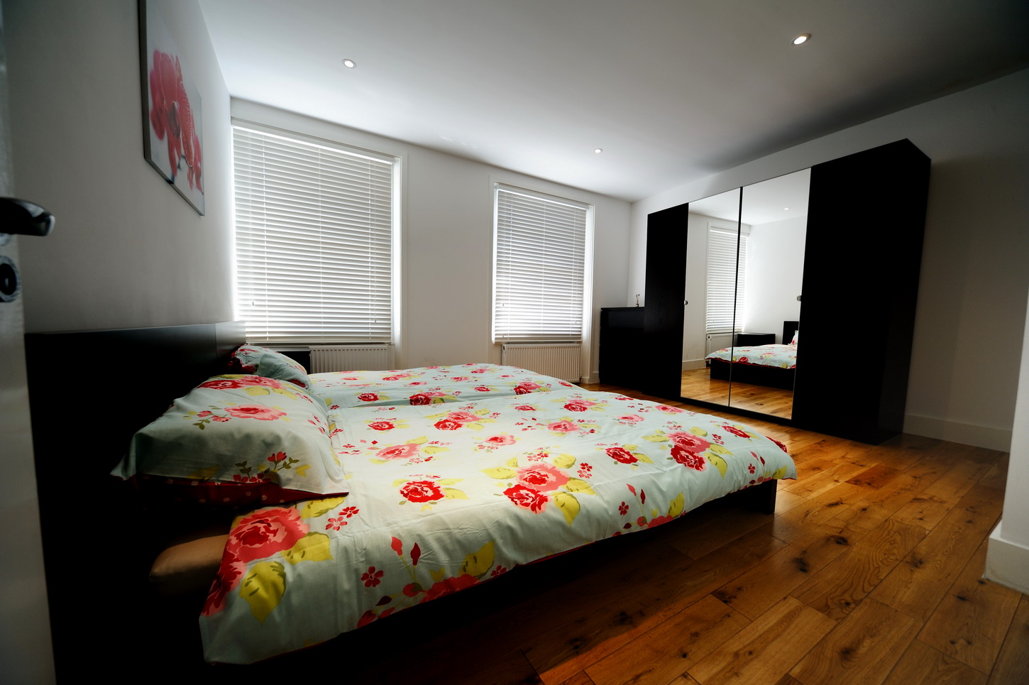 Three bedroom with two bathroom flat with fully air con for 3 bedroom 2 bathroom